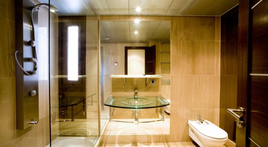 Bahia de la Plata - Bathroom